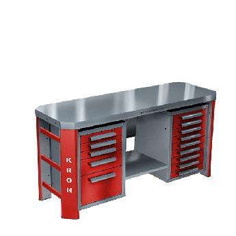 Стол слесарный металлический ГЕФЕСТ-ВС-509