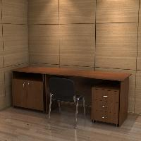 Набор мебели для рабочего места РМЗ-КМ-03