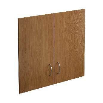 Дверцы верхние для офисного шкафа КРОН-ДвШ.19