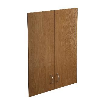 Дверцы верхние малые для офисного шкафа РМЗ-ДвШ.20