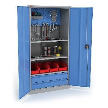 Шкаф металлический для инструмента КД-06-И