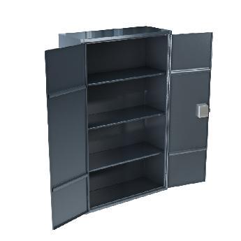 Шкаф металлический большой