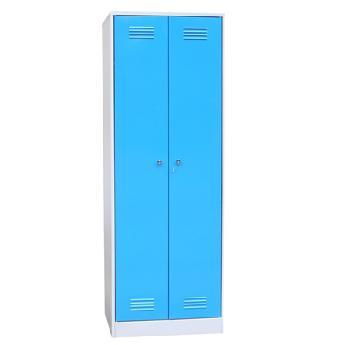 Шкаф для одежды двухстворчатый 800х500х1750