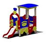 Горки для детского сада