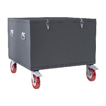 Металлический ящик ЯМ-885 (800х800х500)