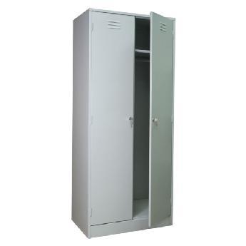 Металлический шкаф для одежды ШРМ 22/800 У
