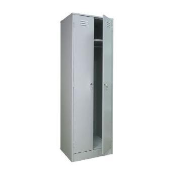 Металлический шкаф для раздевалок ШРМ-АК/800