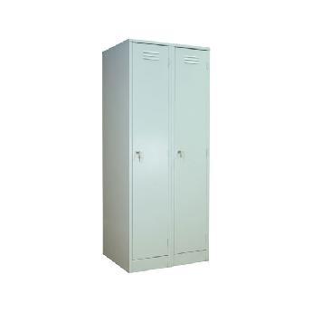 Металлический шкаф для одежды ШРМ-22М-800