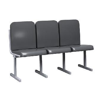 Кресло клубное жесткое