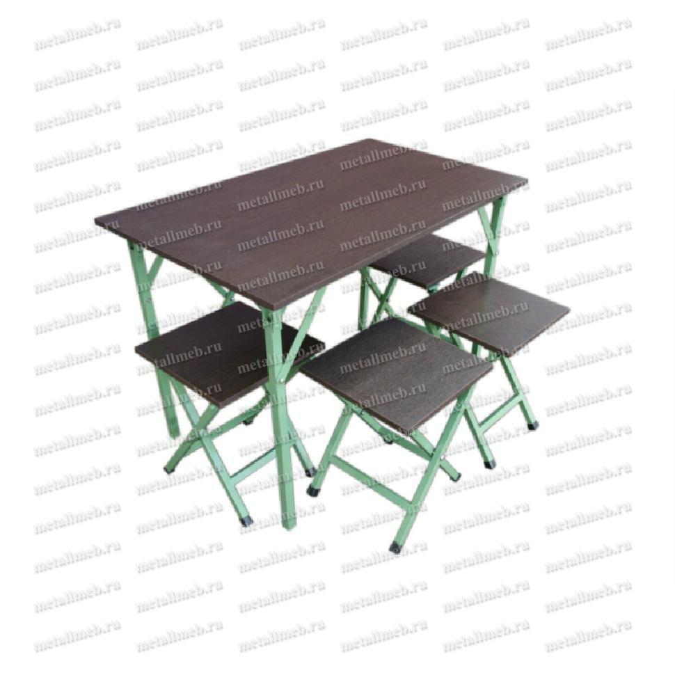 столовая полевая мебель