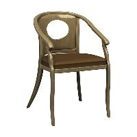 Кресло полумягкое