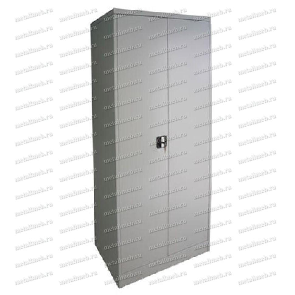 Шкаф архивный даухстворчатый с 3мя полками