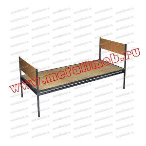 Одноярусная армейская кровать тип Ф