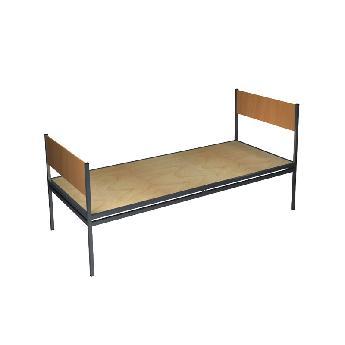 Кровать армейская тип Ф одноярусная