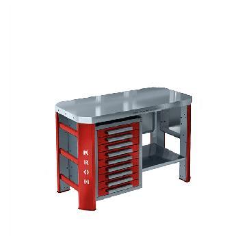 Слесарный рабочий стол ГЕФЕСТ-ВС-90