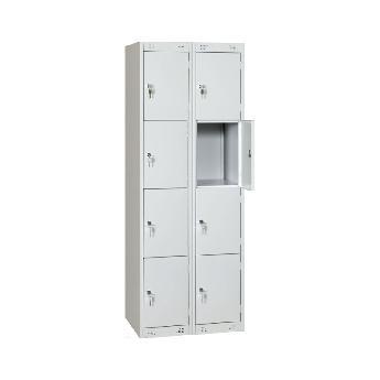 Металлический шкаф для сумок ШРМ-28-М