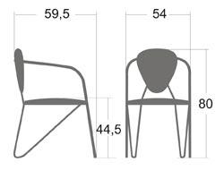 стул Эфес