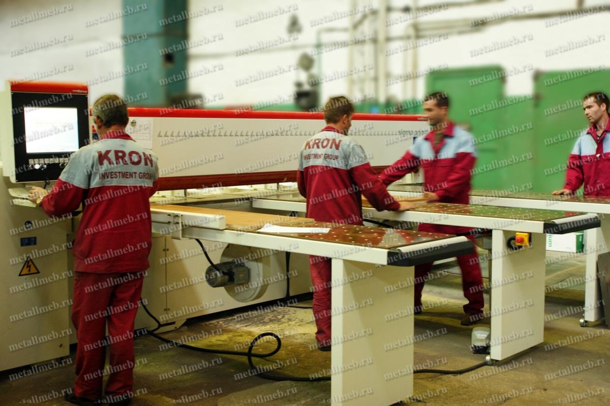 Мебельное производство компании ООО
