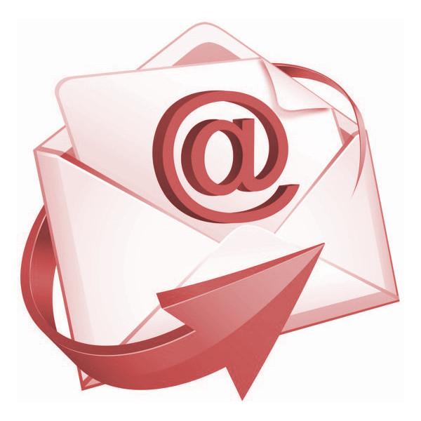 Новый адрес электронной почты