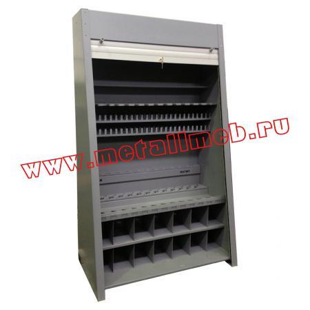 Металлический шкаф для хранения оружия