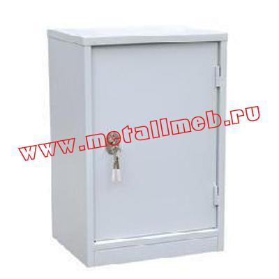 Производство малых металлических шкафов