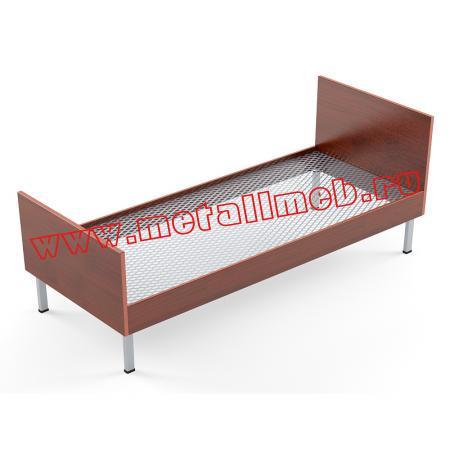 Кровать бытовая одноярусная