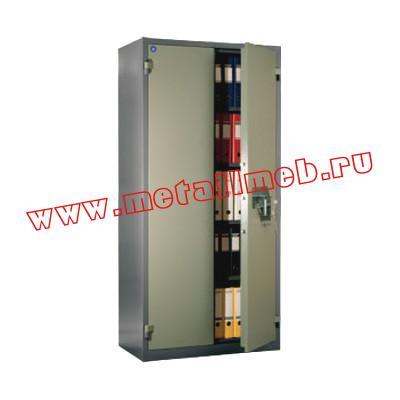металлический огнестойкий шкаф VALBERG BM-1993KL