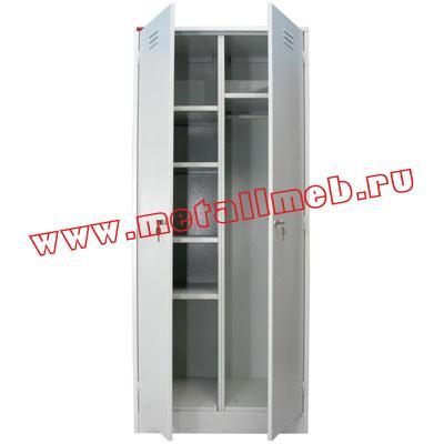 Шкафы для уборочного инвентаря на складе в Ростове-на-Дону