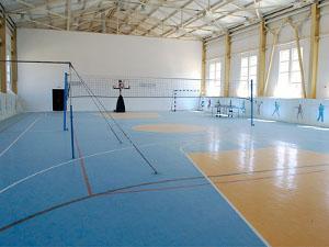 Оснащение мебелью армейского спортзала