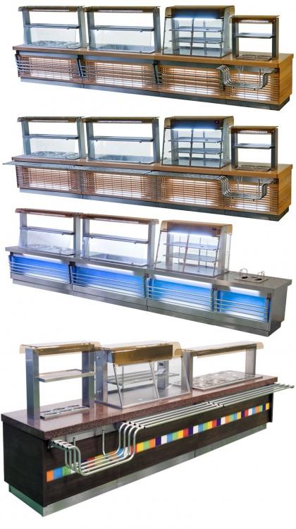 Мебель для столовых общепита