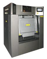 Машины стирально-отжимные барьерного типа