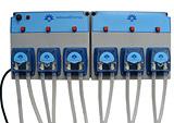 Система дозировки жидких моющих средств (опция)
