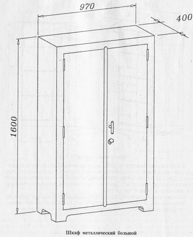 Как сделать шкаф для газовых баллонов своими руками