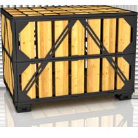 Подробная информация о контейнере ящичном типа УКС-ПЯ-7