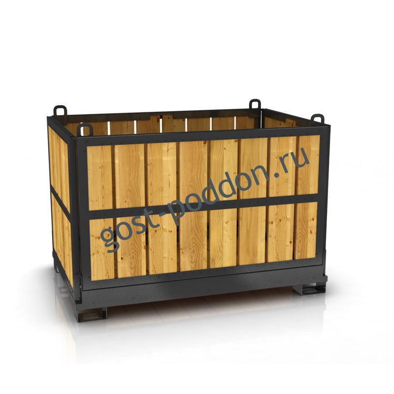 Типы деревянных поддонов