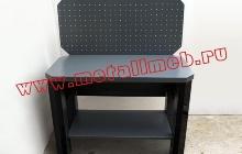 Металлический слесарный стол