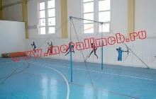Гимнастический турник для армейского спортзала