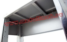 Усиленный каркас слесарного стола