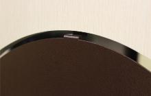 Крепление логотипа для мебели ЛДСП