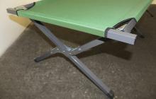 Металлическая конструкция сборно-разборной кровати