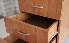 Фото ящика офисной тумбы КРОН-Т-02-16