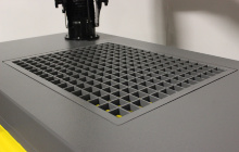 Фото металлической решетки стола сварщика сс-01-02
