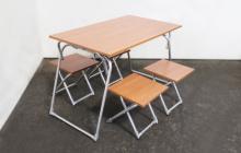 Фото комплекта полевой мебели