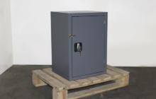 Фото шкафа металлического малого ШММ-115