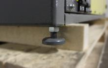 Регулируемая по высоте ножка стола ССН-01