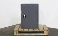Шкаф металлический малый ШММ-115