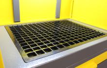 Фото решетки стола сварщика СС-01-02