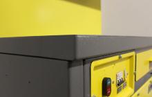 Фотография сварочного стола ССН-01 с вентиляцией