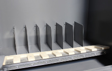 Ложементы оружейных полок шкафа ШОК-3