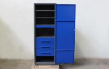 Фото шкафа для инструмента ШИМ-02-02 Вид №2